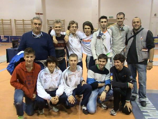 Tutto il gruppo in trasferta ad Ancona